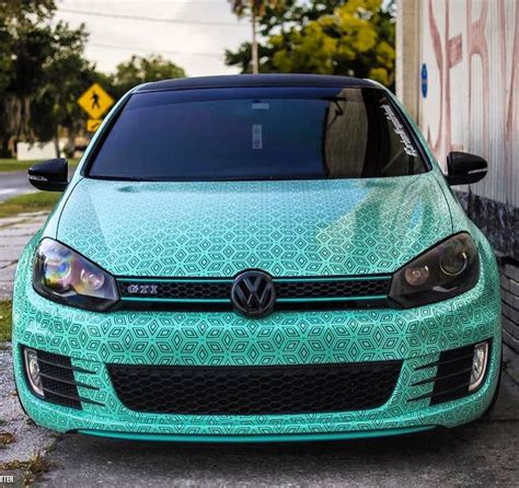 Design Folie by Carwrapping Wrap Vehicle Inspiration Autobeklebung