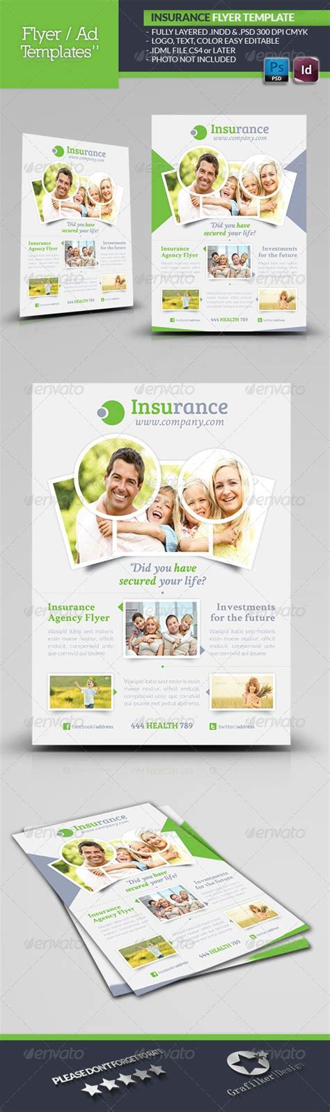 209 Best Images About Flyer On Pinterest Brew Pub Fonts And Restaurant Insurance Flyer Templates