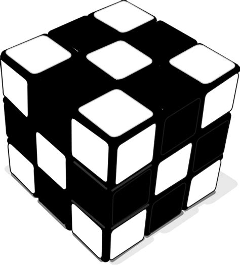 Rubik Infinity Cube Black Or White the gallery for gt rubiks cube architecture