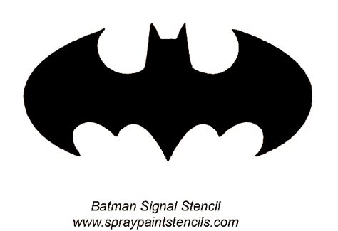 pattern stencil templates bat stencil cliparts co