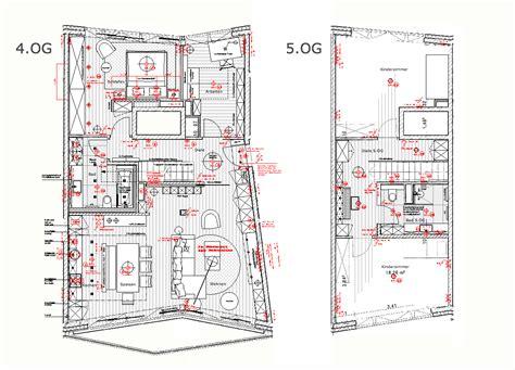 Grundriss Zeichnen eswerderaum innenarchitektur m 252 nchen elektroplan eswerderaum