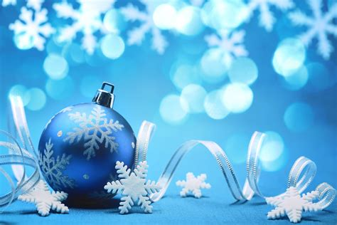 new year 2018 ornaments blue wallpapers wallpaper cave