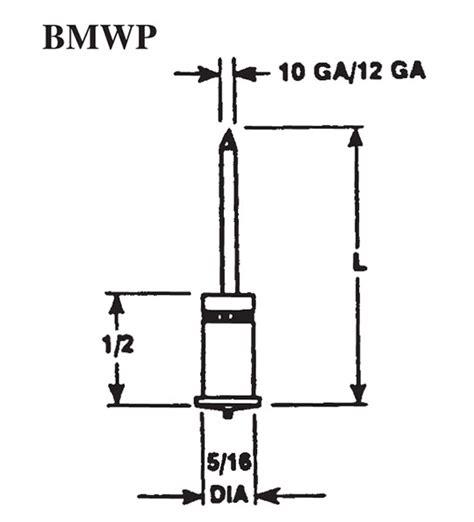 capacitor discharge weld studs bi metallic capacitor discharge cd pin weld stud on midwest fasteners inc