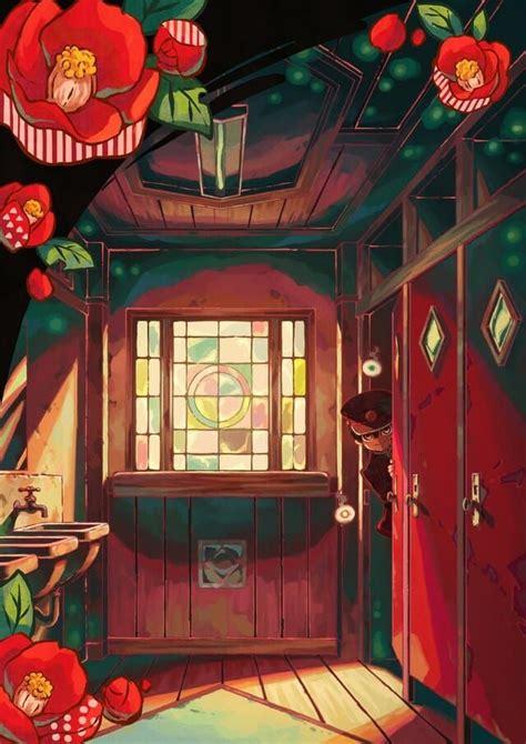 toilet bound hanako kun anime   key visual main
