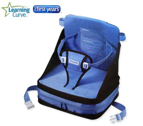 years booster seat manual learning curve the years on the go portable baby