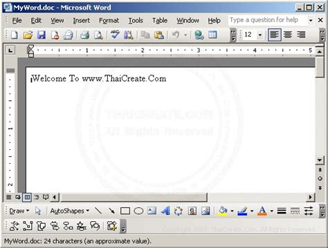 tutorial php word php word word application page setup