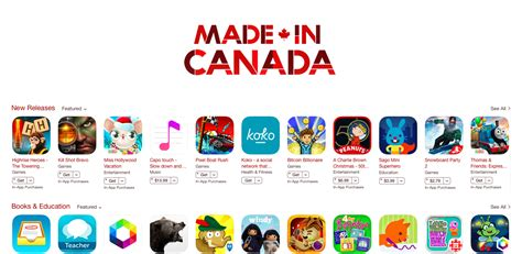 12 Of The Best Apps Made In Canada This Year Techvibes - apple enables lower price tiers for the app store in