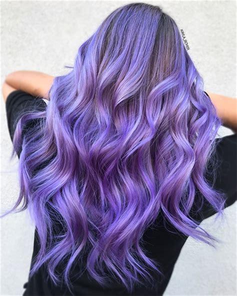 pravana violet hair color see ultra violet pantone s 2018 color of the year in