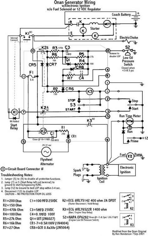 onan 2 8 generator wiring diagram 28 images onan 8dkd