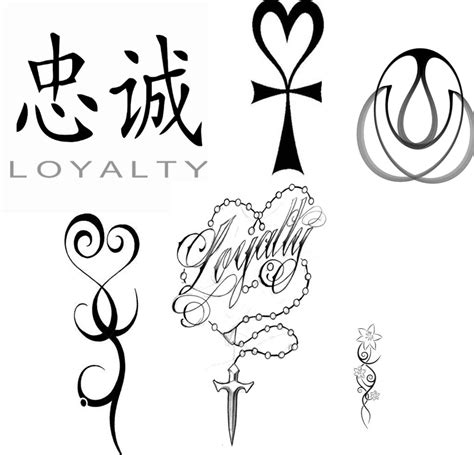tribal tattoos that represent family the gallery for gt loyalty symbols and meanings