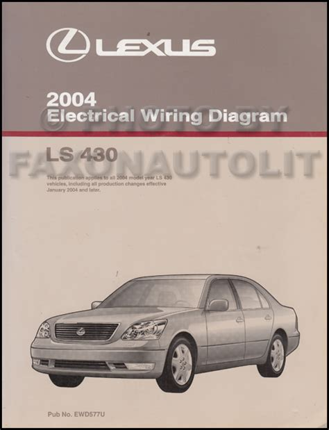 car repair manuals online pdf 2004 lexus ls interior lighting service manual 2004 lexus ls free repair manual service manual 1995 lexus ls workshop manual