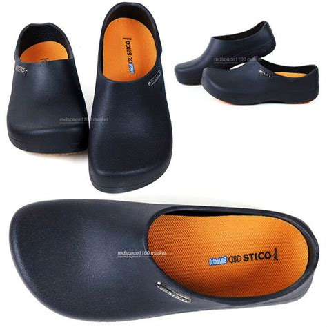 chef shoes clog kitchen non slip safety shoes and