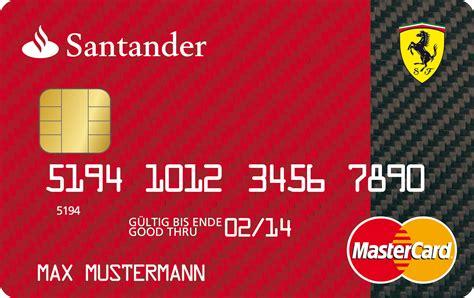 santander consumer bank kreditkarte santander startet kreditkarte in deutschland