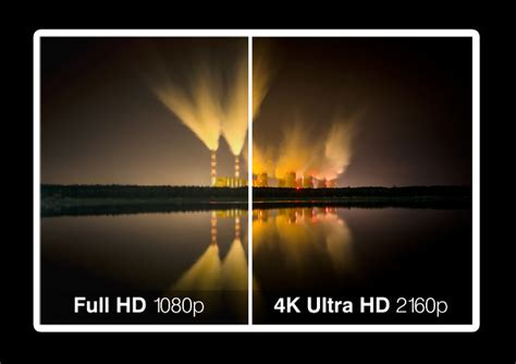 imagenes 4k vs full hd what can you actually watch on a 4k tv