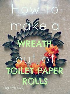 Toilet Paper Roll Challenge by Hope Prevails 30 Day Blog Challenge Day 26 How To