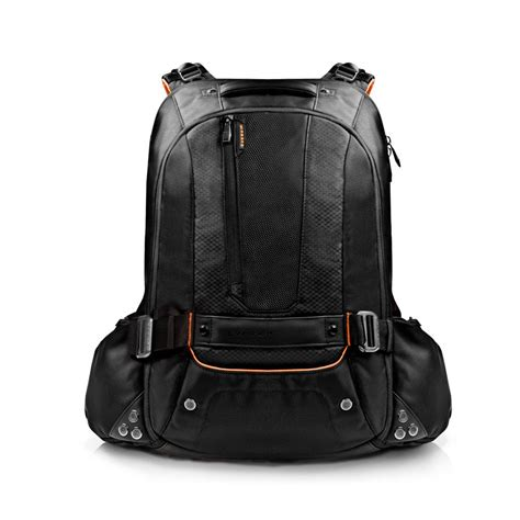 Tas Ransel Delsey everki beacon laptop backpack w gaming console sleeve