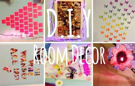 Diy Easy Room Decor by Diy Room Decor And Ideas Make Your Room And Trusper