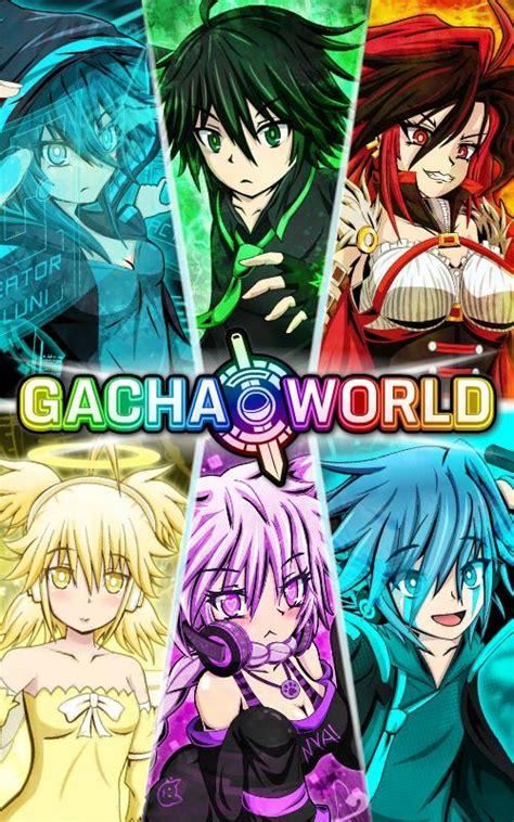 S Anime Apk 1 1 2 by Gacha World Apk Free For