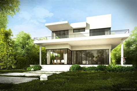 exterior image maya exterior render tutorial in mental ray architectural
