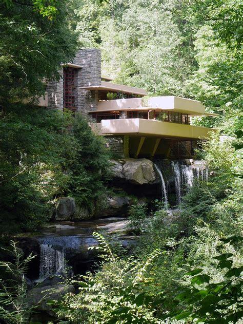 la casa sulla cascata wright casa sulla cascata la sottile linea d ombra