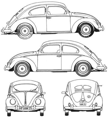 volkswagen beetle sketch vw beetle line drawing sketch coloring page