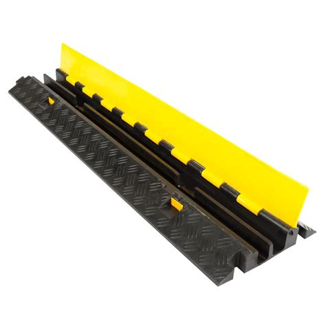 Cable Protector 2 channel guardian cable protector for 1 125 quot diameter