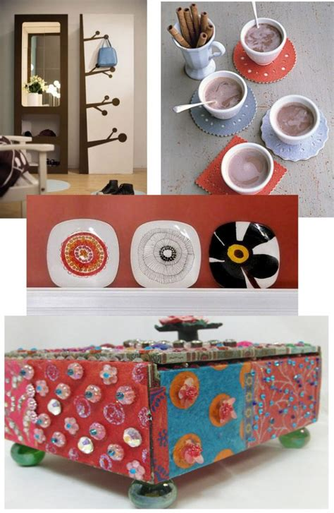 ideas para decorar la casa baratas manualidades para decorar la casa 30 ideas bonitas y
