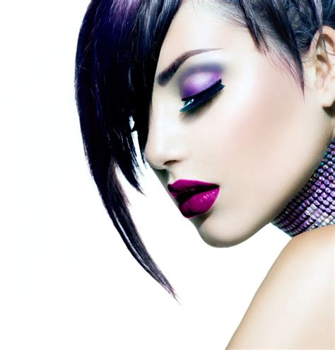 hair salon books posters and banners with hairstyles 10 best ways to change your look with makeup eblogfa com