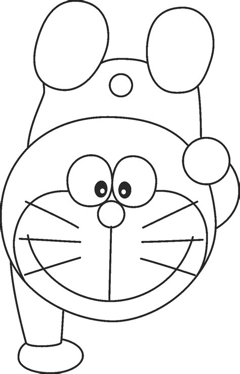 shizuka doraemon coloring pages