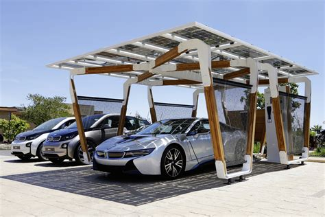 Port Cars by Solar Car Port Electric Car
