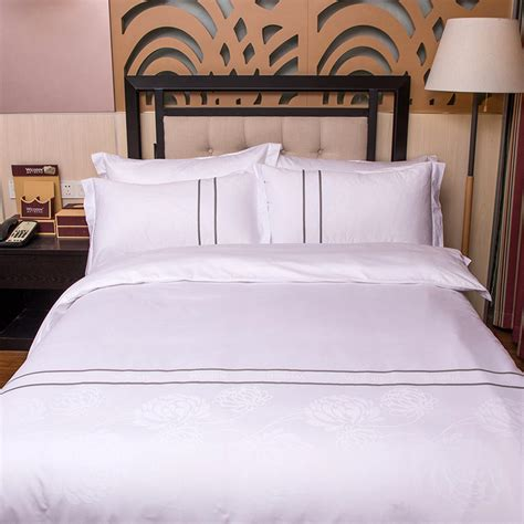 fashion design 100 cotton king size luxury hotel bedding