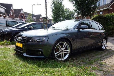 Audi A4 Avant 2009 by Audi A4 Avant 1 8 Tfsi 120pk S Edition 2009 Autoweek Nl