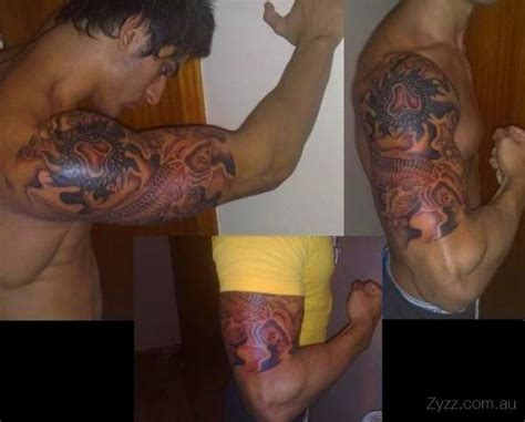 zyzz tattoo 1000 images about ink on arm tattoos for