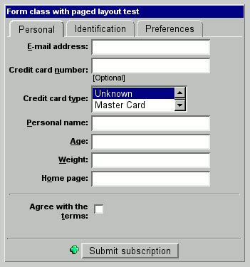 tutorial php form builder class php forms class with html generator and javascript