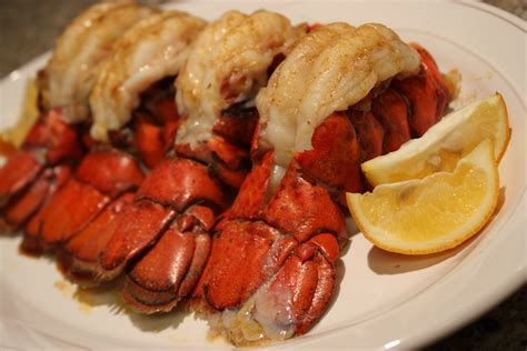 lobster tail with paprika ematerine