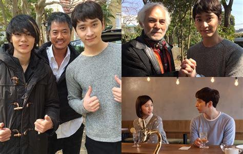 petualangan cinta seorang penulis perempuan film jepang intip tannya chansung 2pm syuting film jepang wasureyuki
