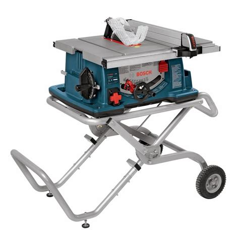 bosch 15 10 in table saw shop bosch 10 in carbide tipped 15 table saw at lowes com