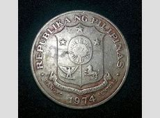 Rare coins from around the world: Silver one Piso of ... Rarest Coin In The World