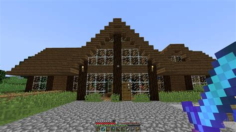 minecraft survival house survival house 1 8 1 8 8 for minecraft