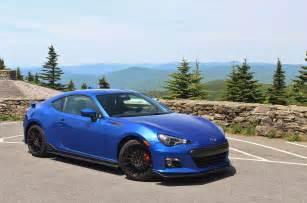 Subaru Brz Blue Reset 2015 Subaru Brz Series Blue Limited Slip