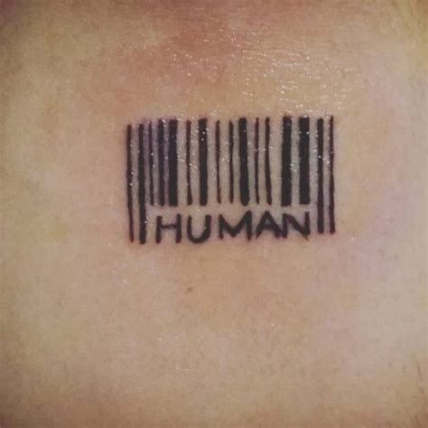 barcode tattoo meaning 25 graphic barcode meanings placement ideas 2019