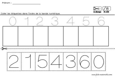 section math maternelle la bande num 233 rique en moyenne section et
