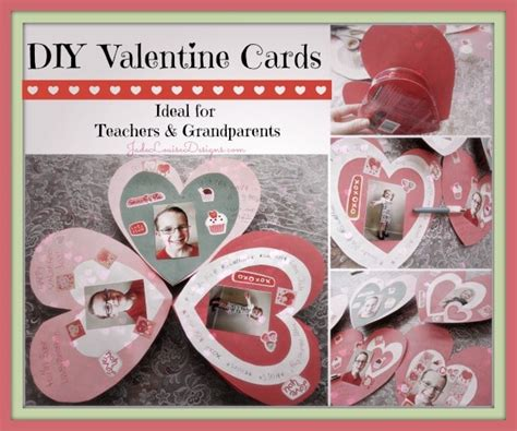 valentines day for teachers diy cards crafts for teachers grandparents