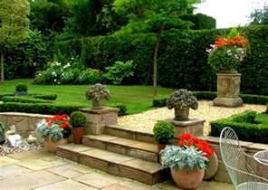 Garden Landscaping Small Garden Design Ideas With Cool Outdoor Living