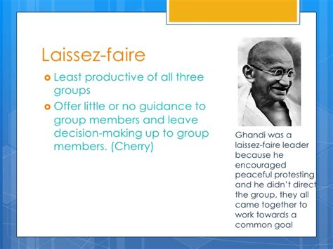 Exles Of A Laissez Faire Leader by Leader Driverlayer Search Engine