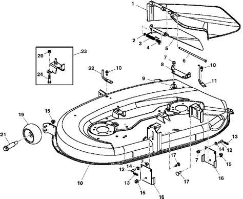 deere l130 deck belt diagram remarkable deere deck parts diagram contemporary