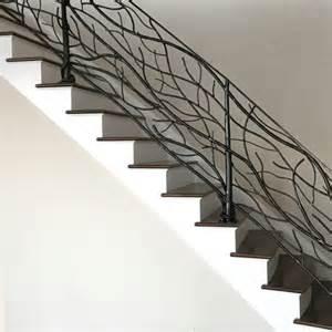 Indoor Metal Handrails Interior Iron Railings Iron Railings Interior Stairs