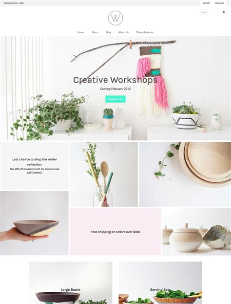 shopify themes pixel union 17 best images about shopify themes on pinterest