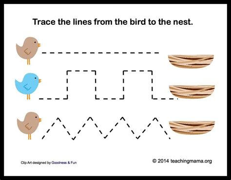 tracing lines preschool worksheets google search a n is for nest letter n printables nest preschool