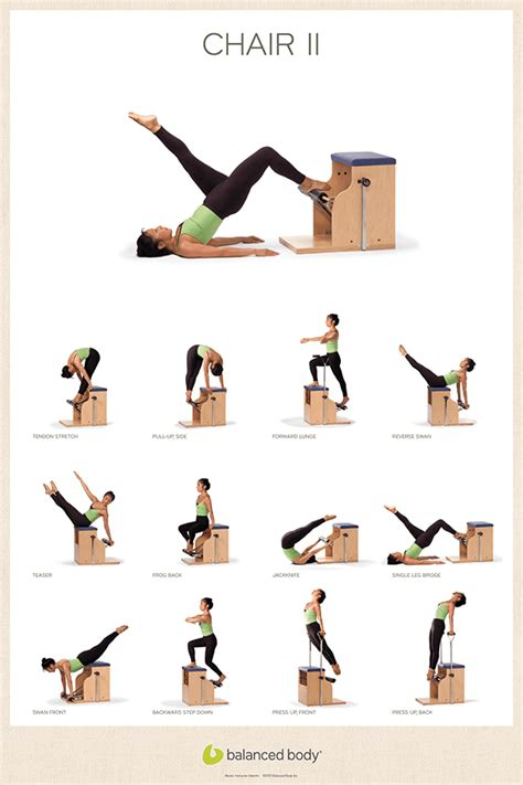 pilates bench exercises best 25 pilates chair ideas on pinterest pilates
